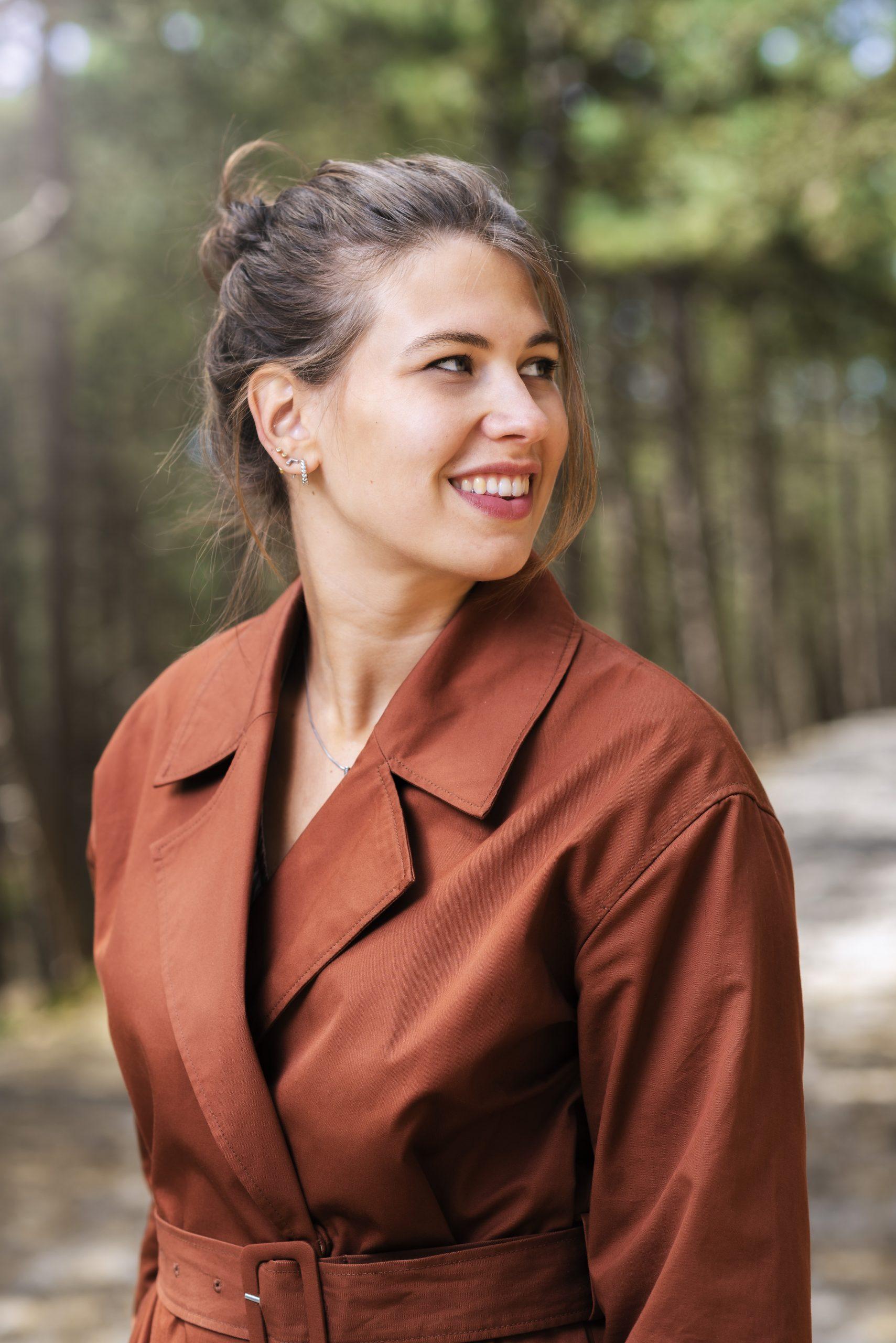 Portret van Linda Straathof van LinStra Fotografie contact